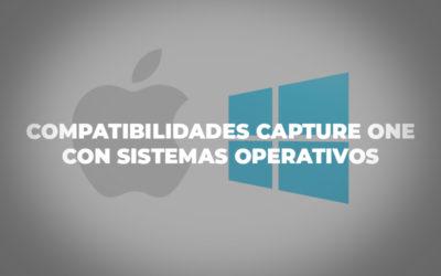 Compatibilidades con sistemas operativos