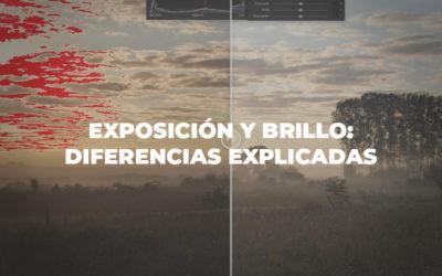 Exposición y Brillo: diferencias explicadas