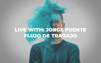 Live with: Jorge Puente, trabajo con sesiones