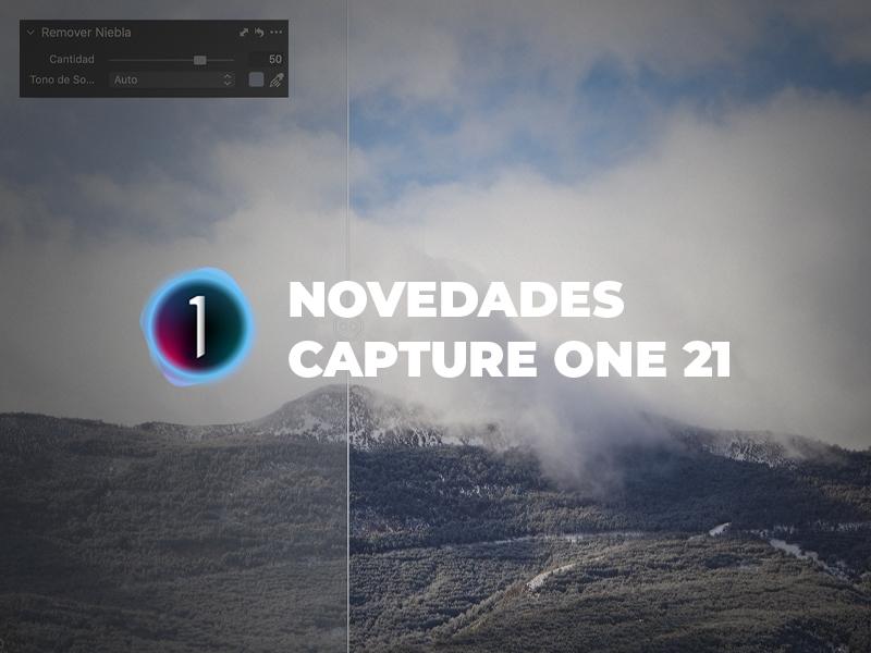 Novedades Capture One 21