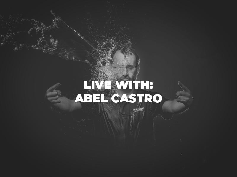 Live with: Abel Castro