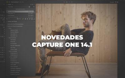 Novedades Capture One 14.1