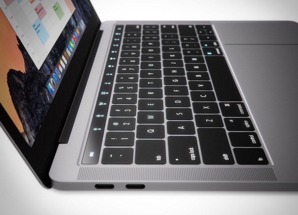 puertos usb c en macbook pro